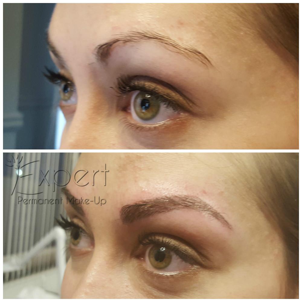 permanent make up augenbrauen in berlin bei expertÂ